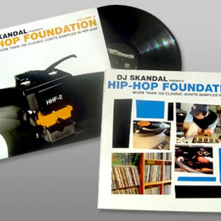 HIP HOP FOUNDATION volume 1 part 1