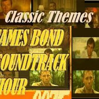 James Bond - All the Best Action Themes (recorded on Tanera Mor Island) (107sound)