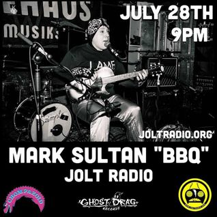 Mark Sultan Live Interview with Mr Jolt