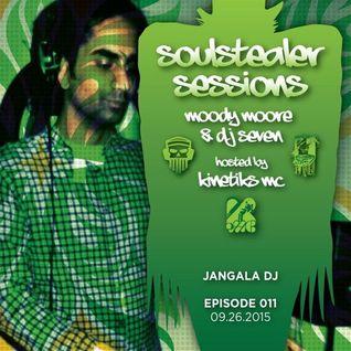 Jangala DJ, Moody Moore, DJ Seven feat. Kinetiks MC • Soulstealer Sessions EP11 // 09.26.2015