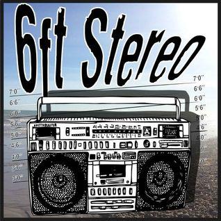 6ft Stereo on 1 Brighton FM 14.06.16