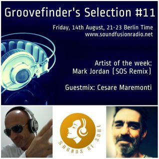 Groovefinder's Selection #11 (14th August 2015) Hour 1