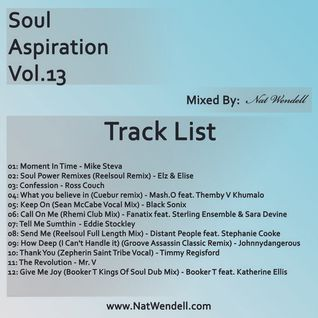 Soul Aspiration Vol.13