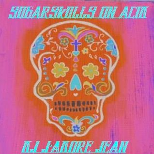 Sugarskulls On Acid Italo Disco Electro House Mix - DJ J'Adore Jean