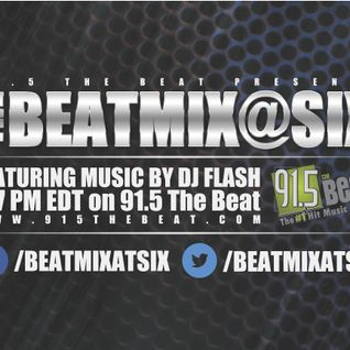 DJ Flash-Beat Mix at 6 EDM Wed March 18 2015 (DL Link In The Description)