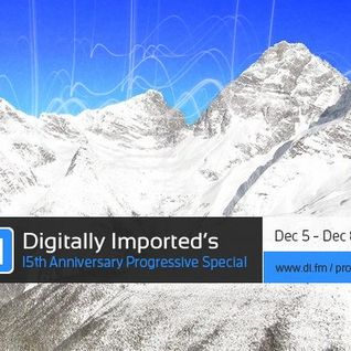 Ewan Rill - Digitally Imported's 15th Anniversary Progressive Special (December 2014)