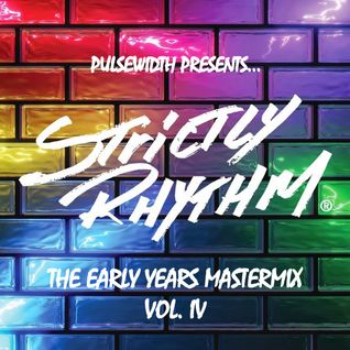 Strictly Rhythm: The Early Years Mastermix Vol. IV