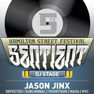 Jason Jinx--Sentient Lighting Dj Stage 2014