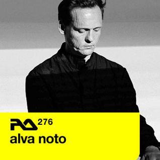 RA276 Alva Noto | 12.09.2011