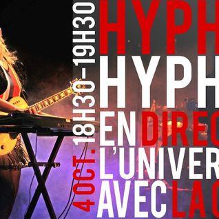 Hyphen Hyphen en live à l'UAPV - Radio Campus Avignon - 05/10/12