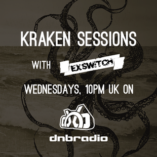 Kraken Sessions 006 on DNBRadio / 3 hour special