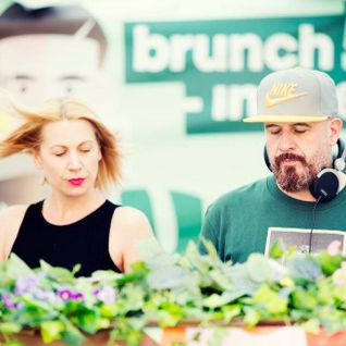Kosmos b2b Ginebra at Brunch In The Park Barcelona 2016
