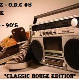 "Yatz - O.D.C #5 (Classic House Edition) "" Back to 80's - 90's """