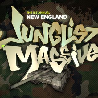 Kae Sharp @ The 1st Annual N.E. Junglist Massive 02.28.2015 - Worcester MA (D/L Link available)
