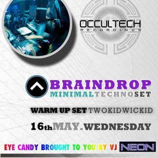 Braindrop @ Submerge Deep, Pebbles, India