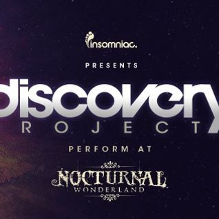 Discovery Project: Nocturnal Wonderland 2013 - Whiteqube Mix