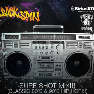 DJ Evil Dee - The Sure Shot Mix (Backspin) - 2016.08.20
