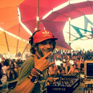 Boom Festival 2014 Dj Cheve Live Dj Set at The Do Lab Alchemy Circle Stage 8am