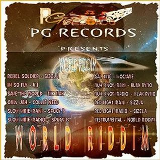 World Riddim Mix 2014 By Dj Kido xL
