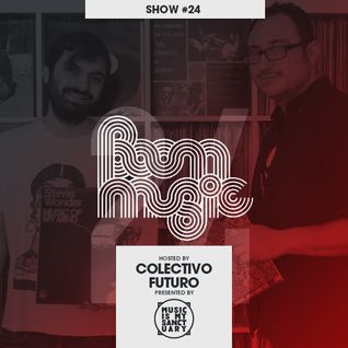 BOOM MUSIC Show #24 - Hosted by Colectivo Futuro