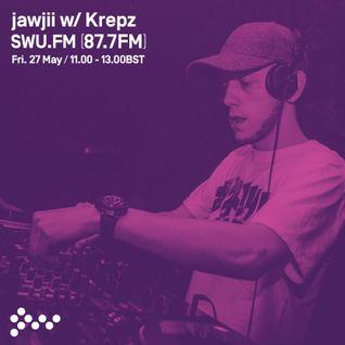 SWU FM - Jawjii w/ Krepz & Oh91 - May 27