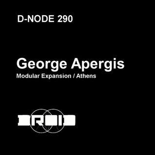 DROID BEHAVIOR PODCAST   D-NODE 290: GEORGE APERGIS