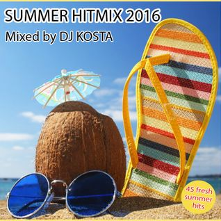SUMMER HITMIX 2016  ( By Dj Kosta )