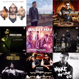 2016 : NEW Urban Asian Music #01