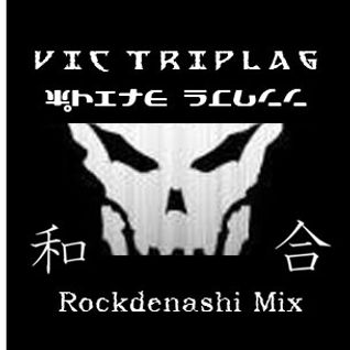 Vic Triplag - White Scull