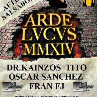 Arde Lvcvs MMXIV__Tito_DecRecords