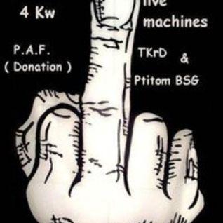Ptitom BSG's LiveSet record (Teuf du 23/04/2011 Vinitek-Instable-Arumbaya)