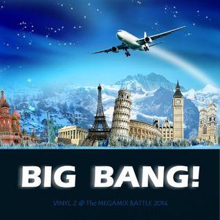 BIG BANG! MIX 2014 (MEGAMIX BATTLE VERSION) (2014)