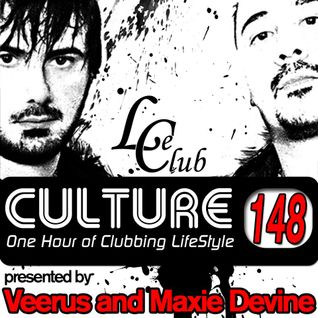 Le Club Culture Radio Show 148 (Veerus & Maxie Devine)