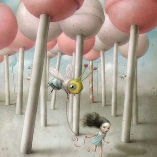 In Lollypop Land by Hara Katsiki