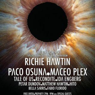 Richie Hawtin @ ENTER. Week 1 (03.07.2014)