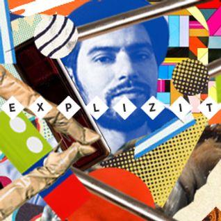 DJ EXPLIZIT > egoTrippin Radioshow > week 06-2016