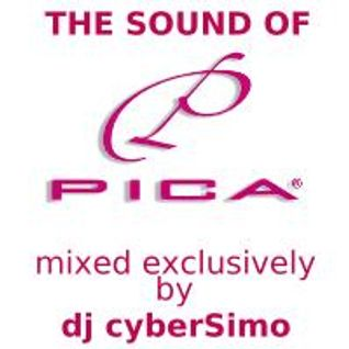 The sounds of Pica (Exclusively mixed by dj cybersimo)