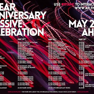 Vicky Wood  - 8 Year Anniversary Massive Celebration on AH.FM - 31-May-2014