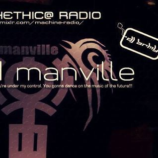 DJ Led Manville - Synthetic@ Radio Session (29-04-2015)
