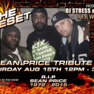 Sean Price Tribute Show with the Fire Set Radio Show and DJ Stress
