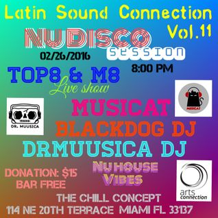 DrMuusica Mixtape NuHouse NewMoon SoundConnection Feb.2016 In The Chill Concept. Miami