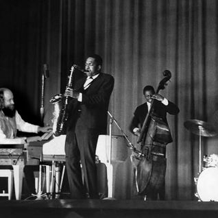 John Coltrane and Terry Riley
