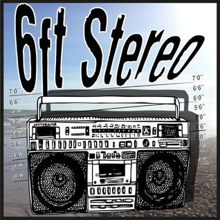 6ft Stereo 1 Brighton FM 30.08.16