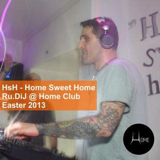 Ru.DiJ @ Home Club Misano - Home Sweet Home