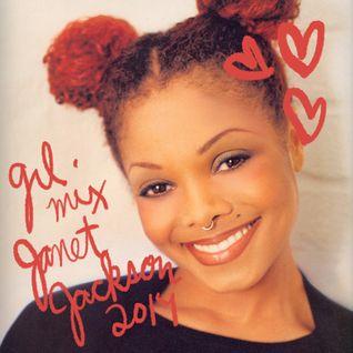 ♡ ▤ grl mix ✰ july ✭ 2014 ☆ ▤ Janet Jackson ▤ ♡