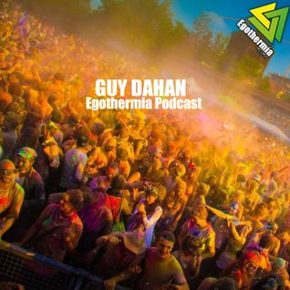 EPM022 Guy Dahan - Egothermia Podcast 04-10-2013