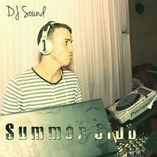 DJ Sound @ Summer Club (Deep-House Warm-up) - 01.08.2015