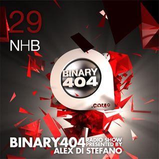 029 - Alex Di Stefano - Binary404 Radio Show /w NHB