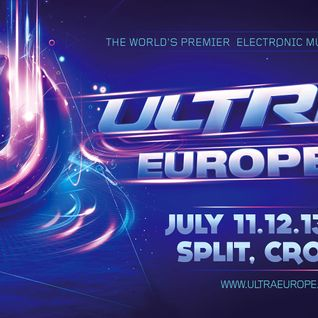 Paul Kalkbrenner - Live @ Ultra Europe 2014 (Split, Croatia) - 11.07.2014