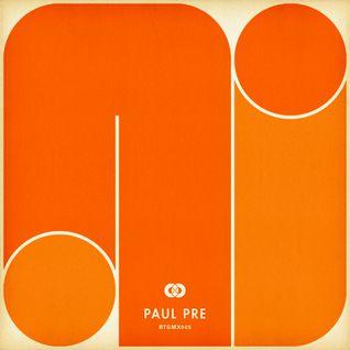 Paul Pre - BTGMX005